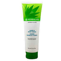 Bagnoschiuma Herbal Aloe