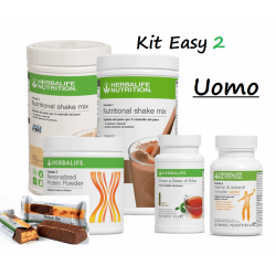 Kit Easy 2 Uomo